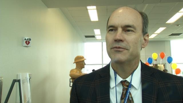 WEB EXTRA: Tulsa International Airport Director Jeff Mulder Talks About Allegiant Air