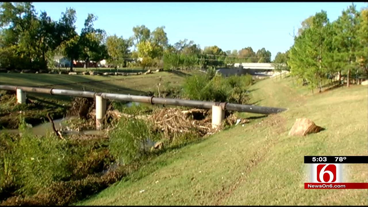 Tulsa Retention Ponds A Dangerous Place For Kids To Play