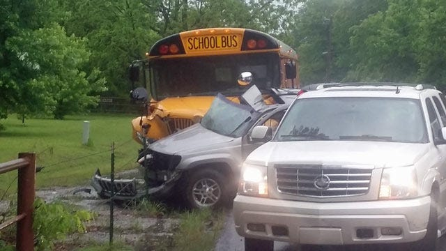 OHP Identifies Teen Killed In Wreck With School Bus Near Claremore