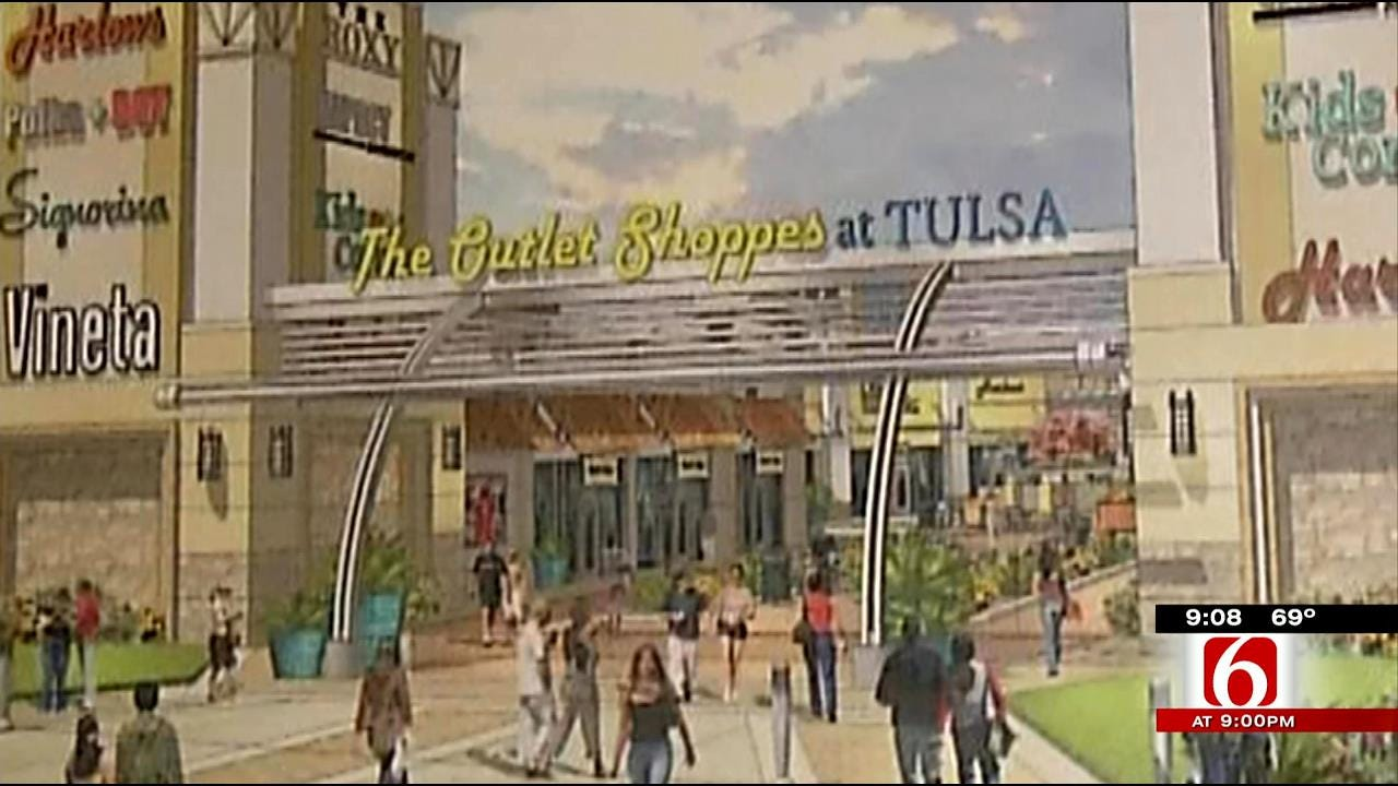Developer Proposes Outlet Mall For East Tulsa
