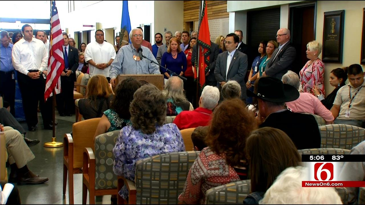 New Cherokee Nation Health Clinic Opens In Ochelata