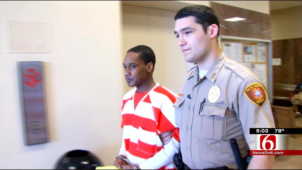Tulsa Man Sentenced To Life For Shooting Ex-Fiancee In Front Of Sons
