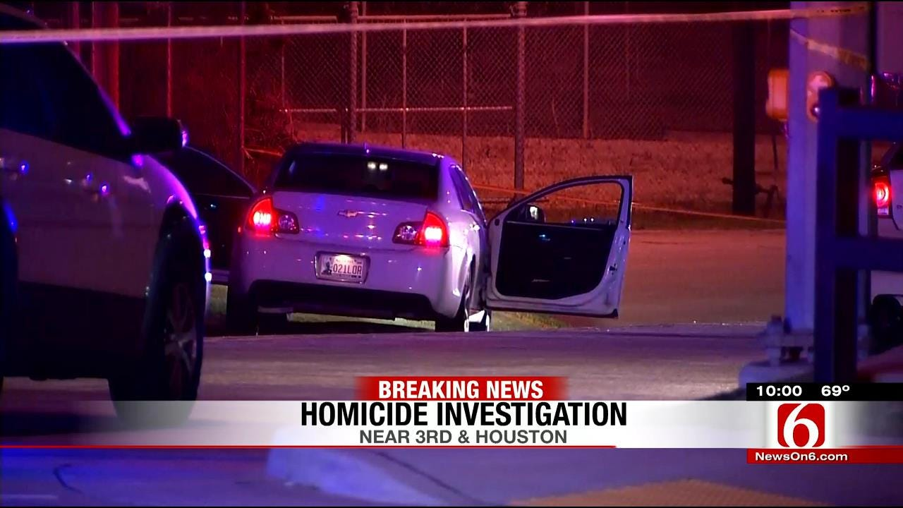 Tulsa Police Investigating Fatal Downtown Shooting