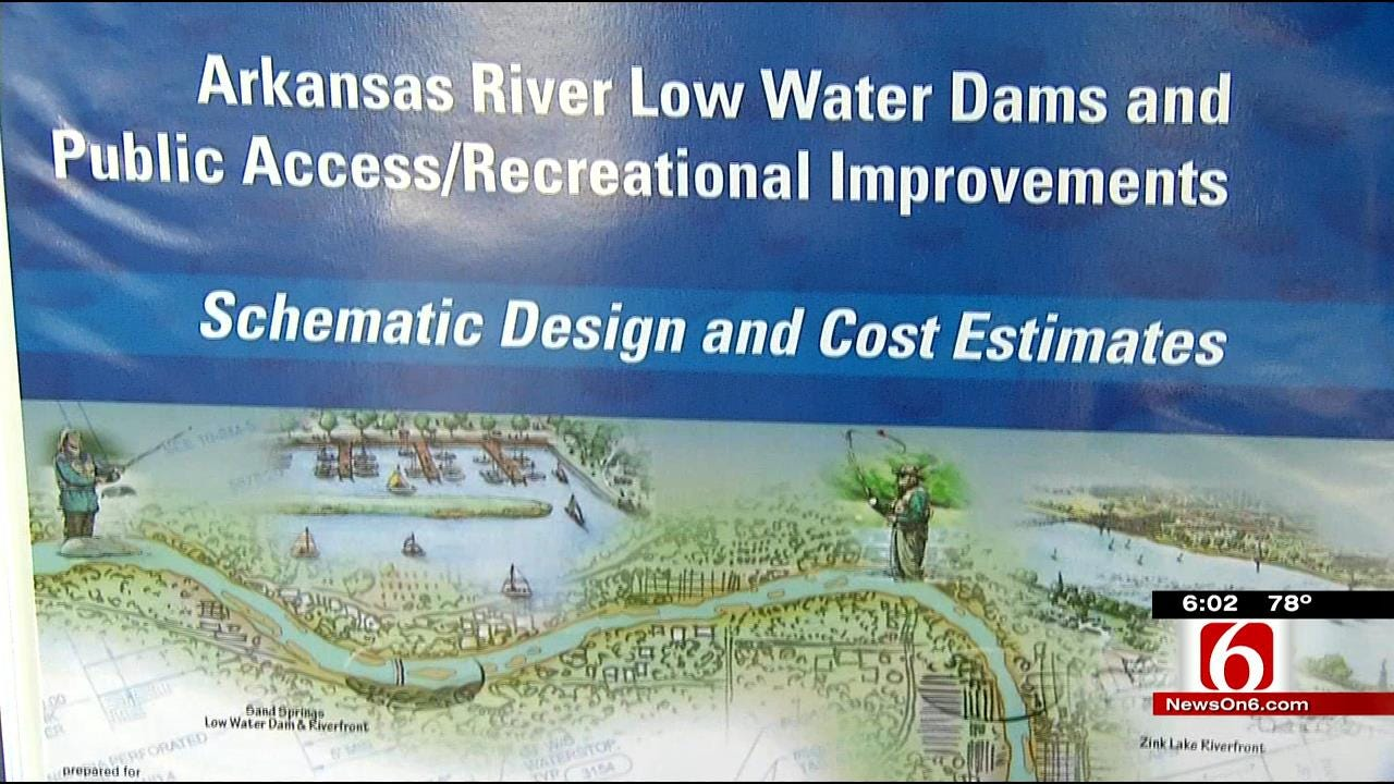 Task Force Says It Will Cost $316M For Dam System, More Water In Arkansas River