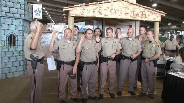 Oklahoma Lawmakers Reviewing Reserve Officer Training