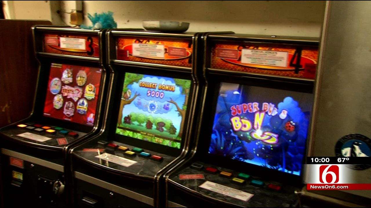 Illegal Gambling Ring Discovered At Claremore Convenience Store