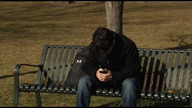 'Text Neck' Could Cause Chronic Spinal Problems For Kids And Adults