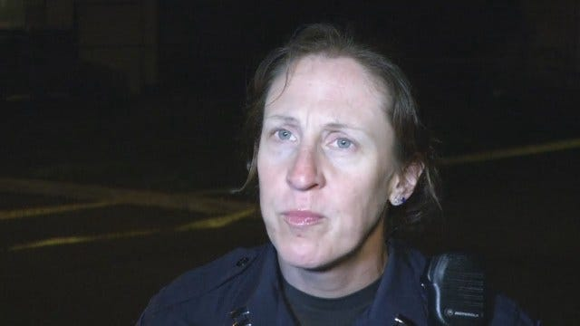 WEB EXTRA: Tulsa Police On North Tulsa Shooting