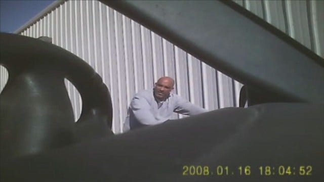 WARNING: TCSO Video Involving Eric Harris, Undercover Deputy-Video Three