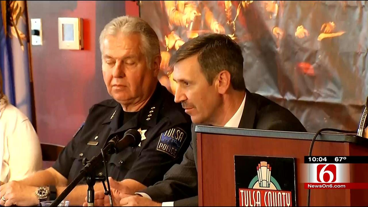 Public Safety Q&A With Tulsa Police Chief, District Attorney