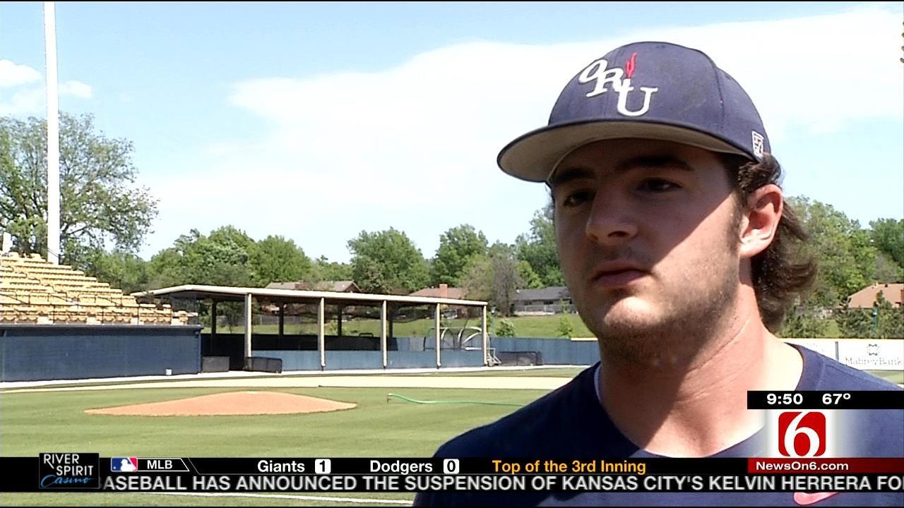 Baseball: Former Claremore Players Help Lead ORU