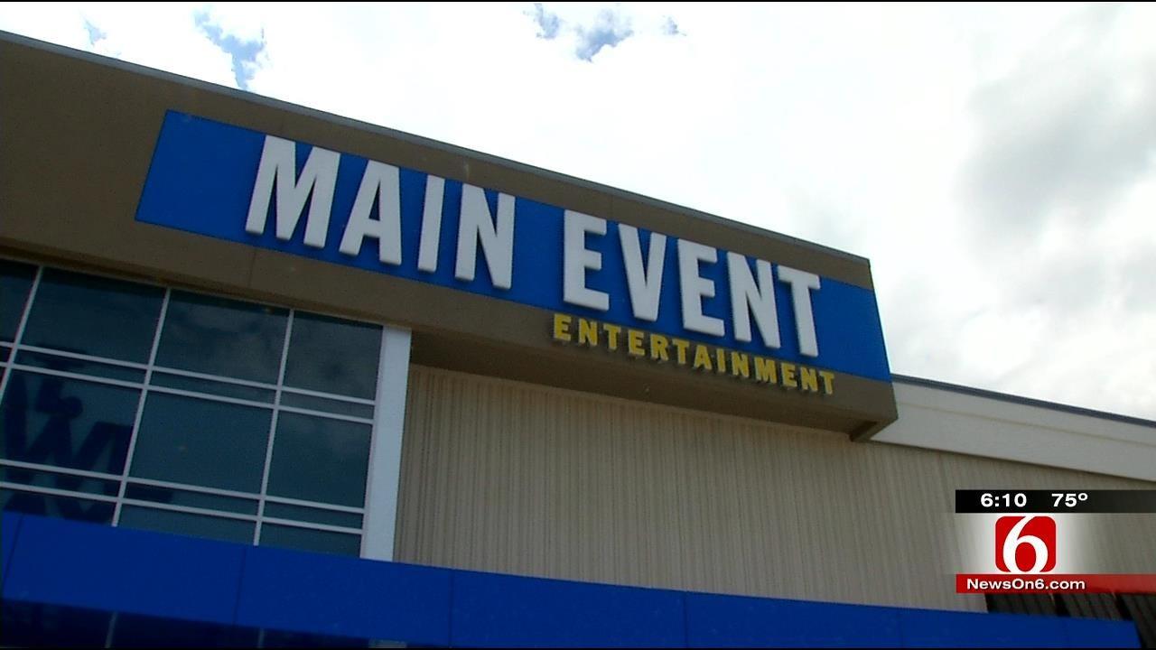 Main Event Entertainment Opens Doors In Tulsa