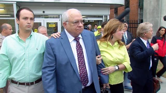WEB EXTRA: Tulsa Reserve Deputy Bob Bates Makes Court Appearance