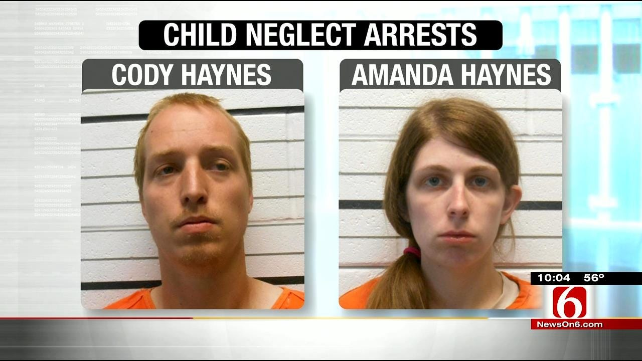 Creek County Infant 'Suffered From Starvation'; Parents Arrested