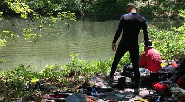 Dive Teams Look For Gun In Rogers County Case
