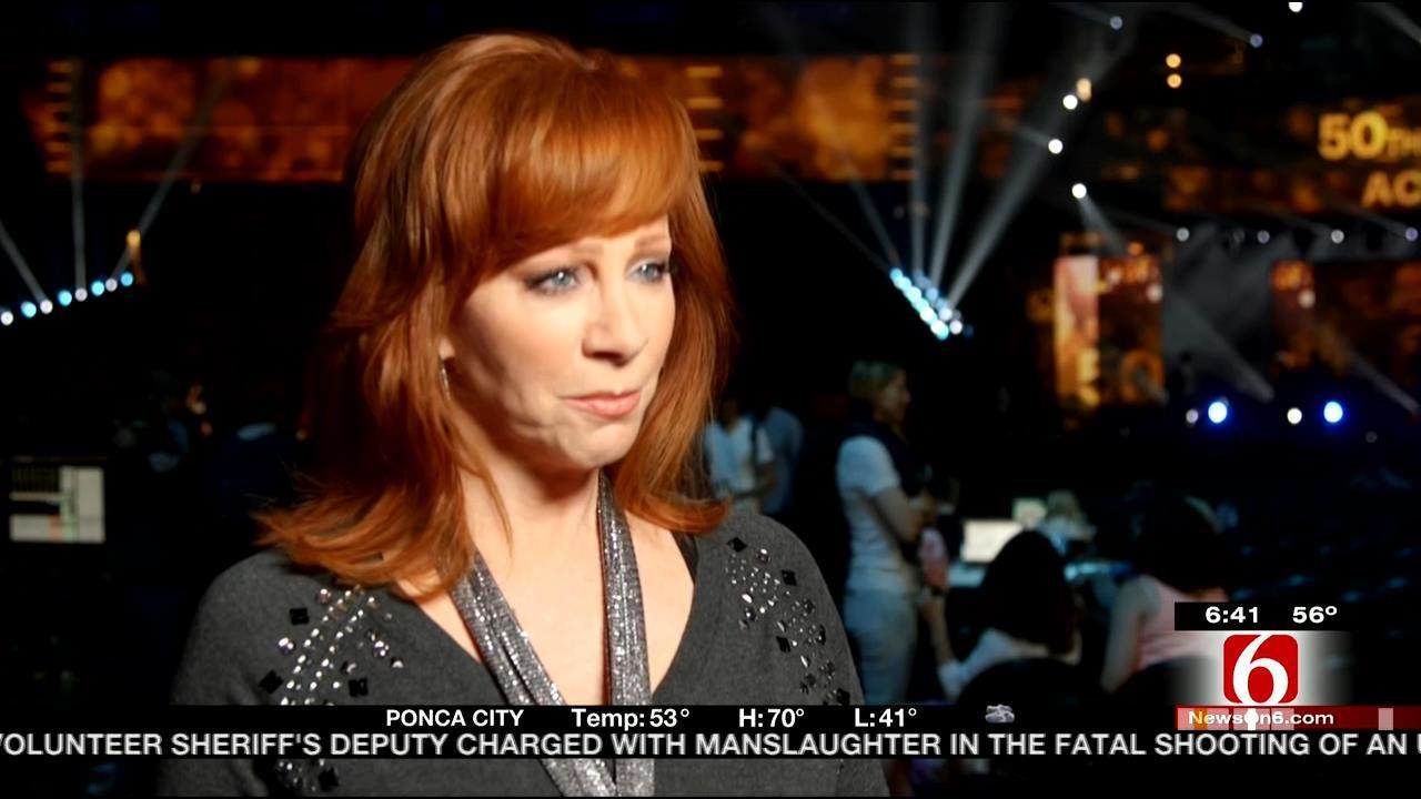 WEB EXTRA: Reba McEntire On Oklahoma