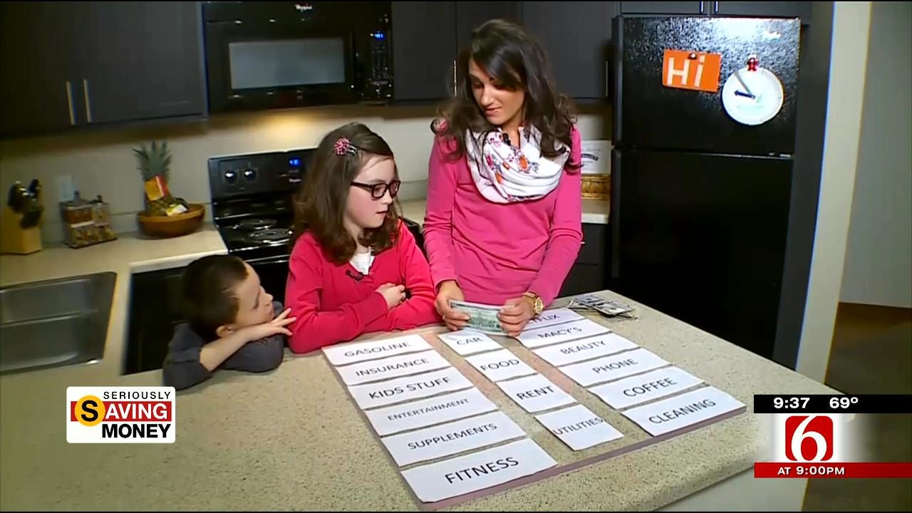 Teaching Kids About Money Early Can Relieve Future Stress
