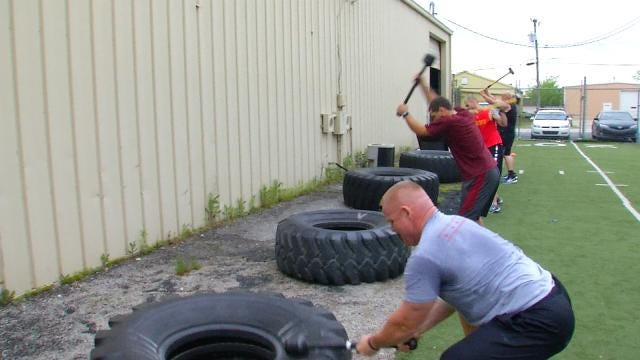 Fit First Responders Local Gym's Mission