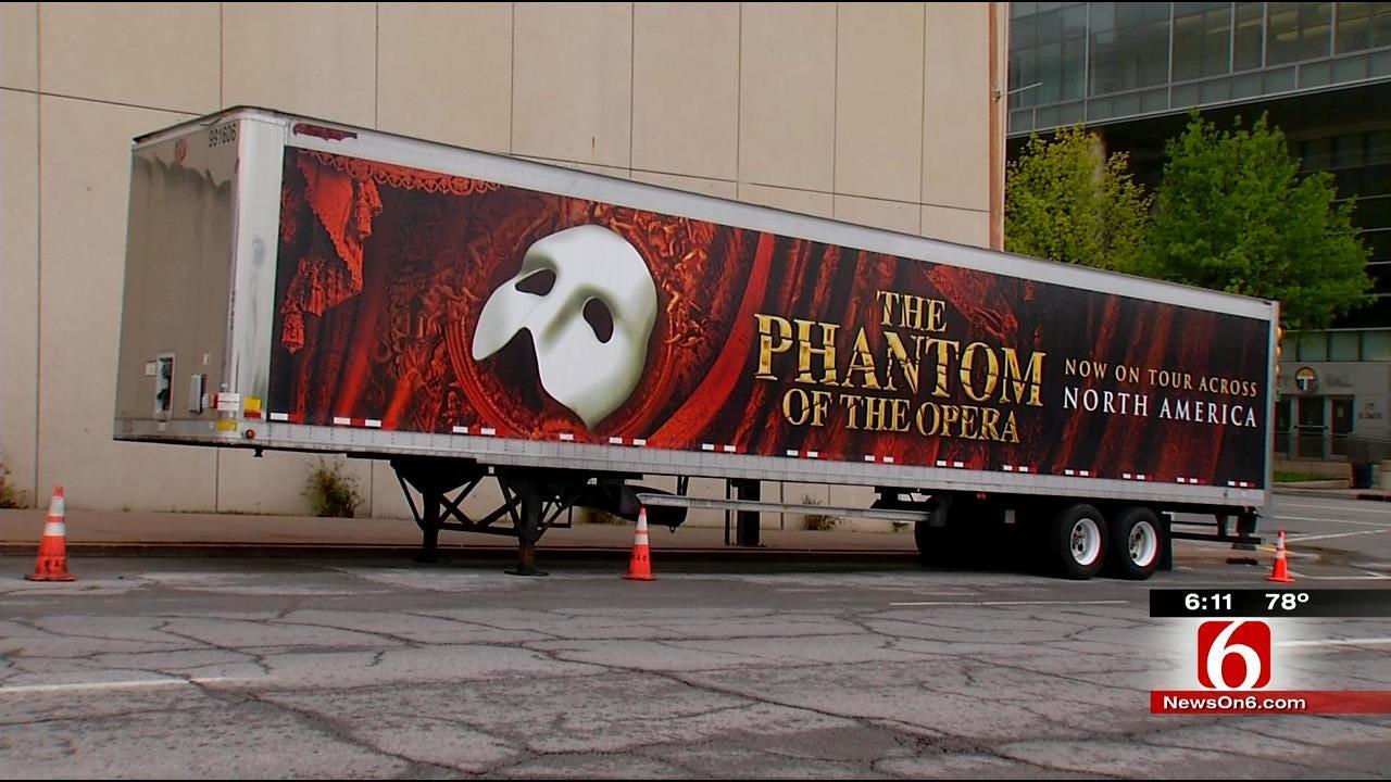 'Phantom Of The Opera' Pulls Into Tulsa PAC