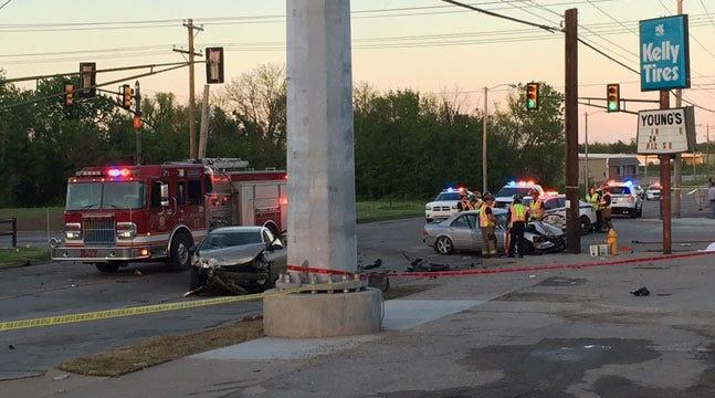 Tulsa Police Believe Alcohol Was A Factor In Fatal Crash