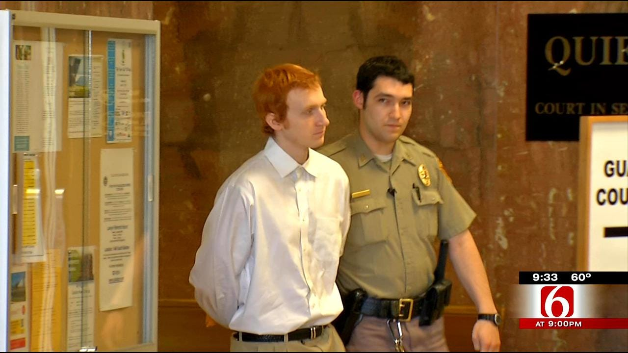 Trial Begins For Tulsa Teen Charged With Beating Mother To Death With Shotgun