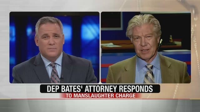 WEB EXTRA: Attorney For Reserve Deputy Talks To News On 6