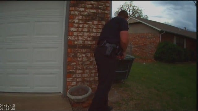 GRAPHIC: Body Cam Footage Of Fatal Officer-Involved Shooting
