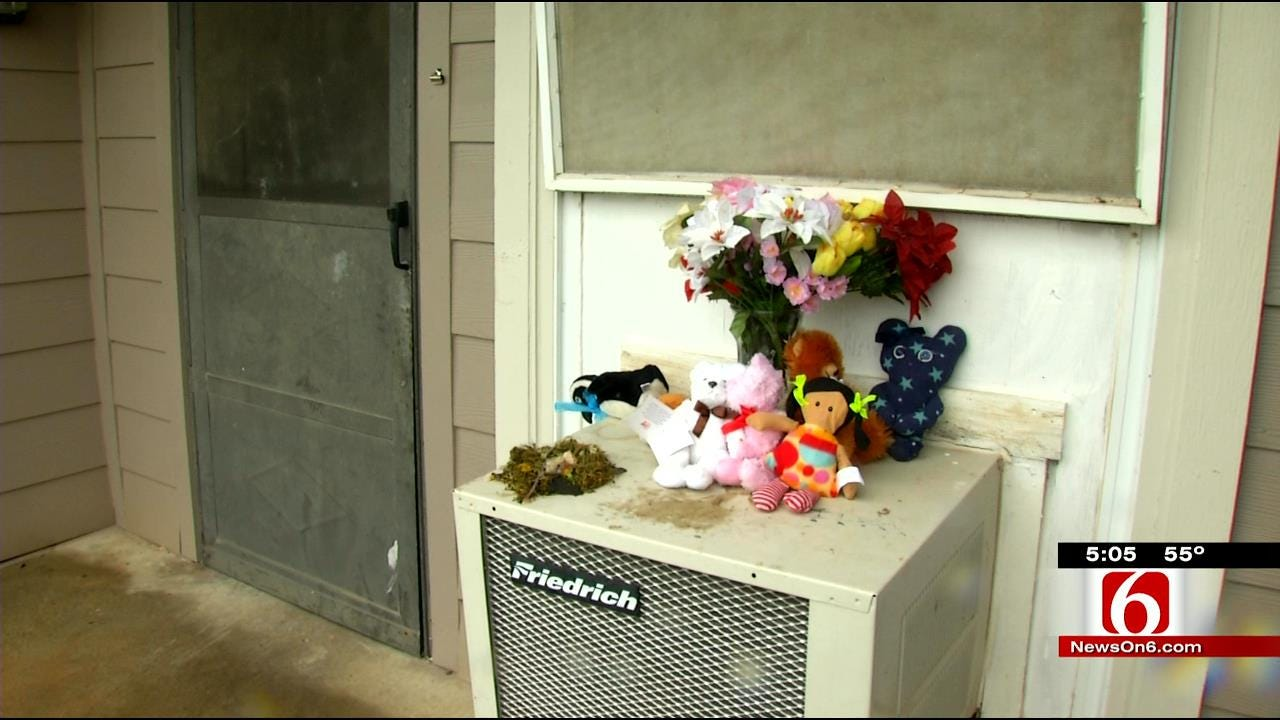 Tulsa Fire That Killed Baby Girl Under Investigation