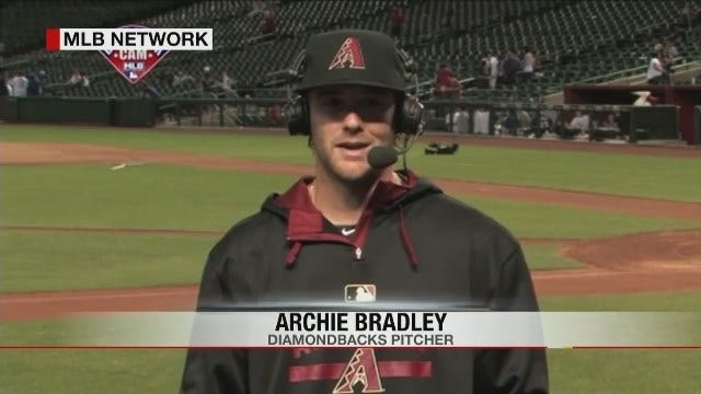 BA's Archie Bradley Has Memorable Major League Debut