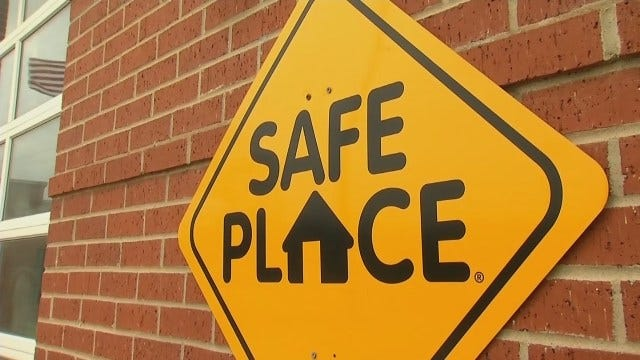 Tulsa 'Safe Place' Signs Not Representative Of Storm Safety