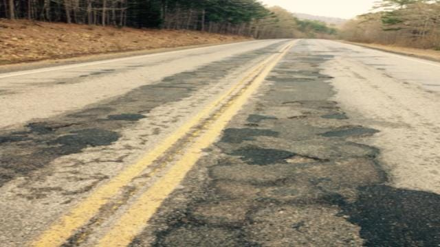 ODOT Blames Freeze Cycle, Underfunding, On Deteriorating Roads