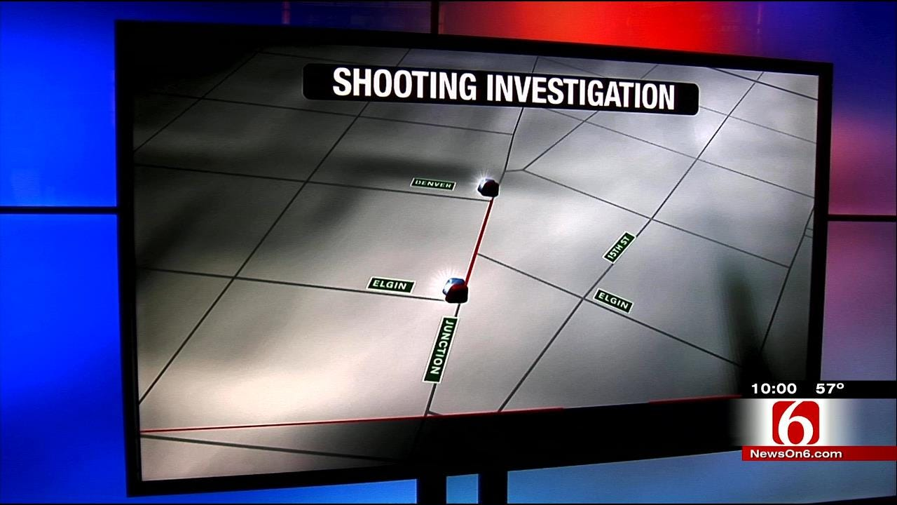 23-Year-Old Man Hospitalized In Muskogee Shooting