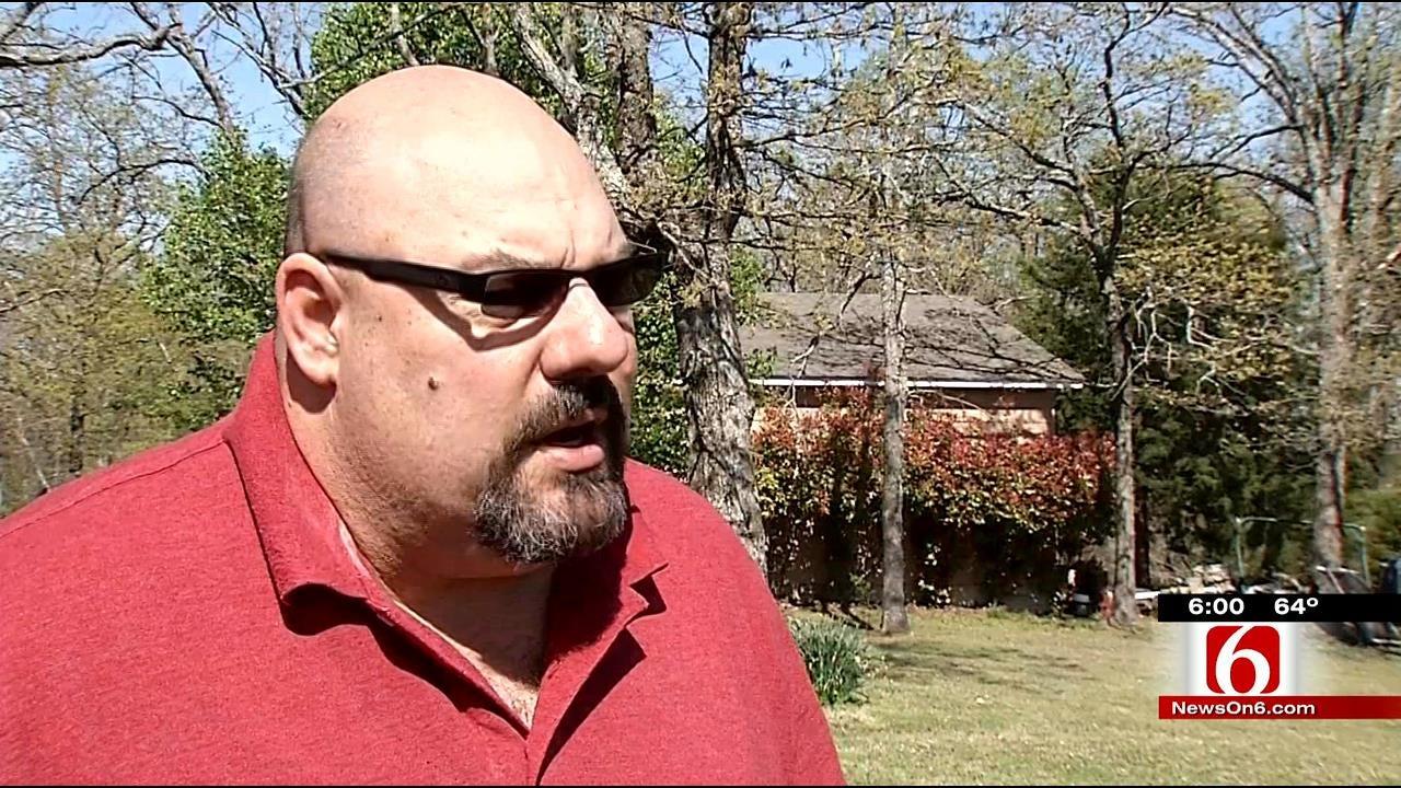 Sheriff: Man Who Died After Being Tasered Broke Warner Officer's Eye Bone First