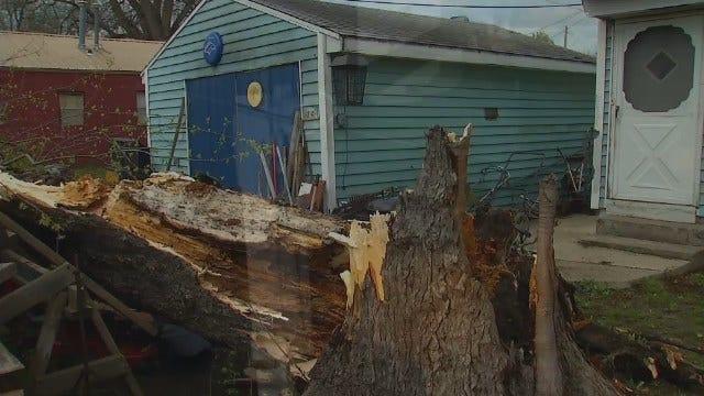WEB EXTRA: Chetopa, Kansas Storm Damage