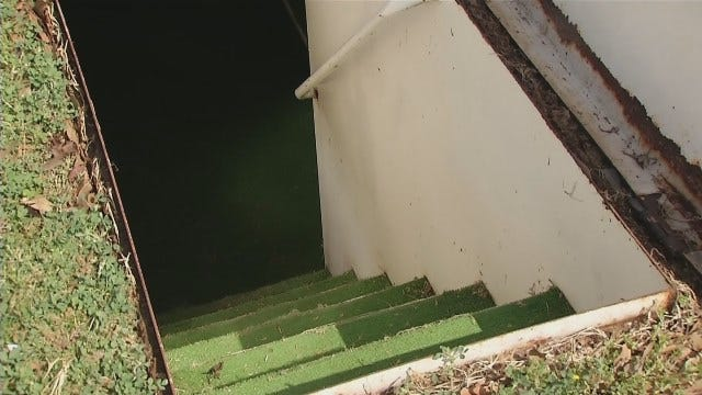 Installing Storm Shelters At Oklahoma Mobile Home Parks Coming Into Focus