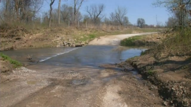 Two Drown, Swept Away In Muskogee County Storm Waters