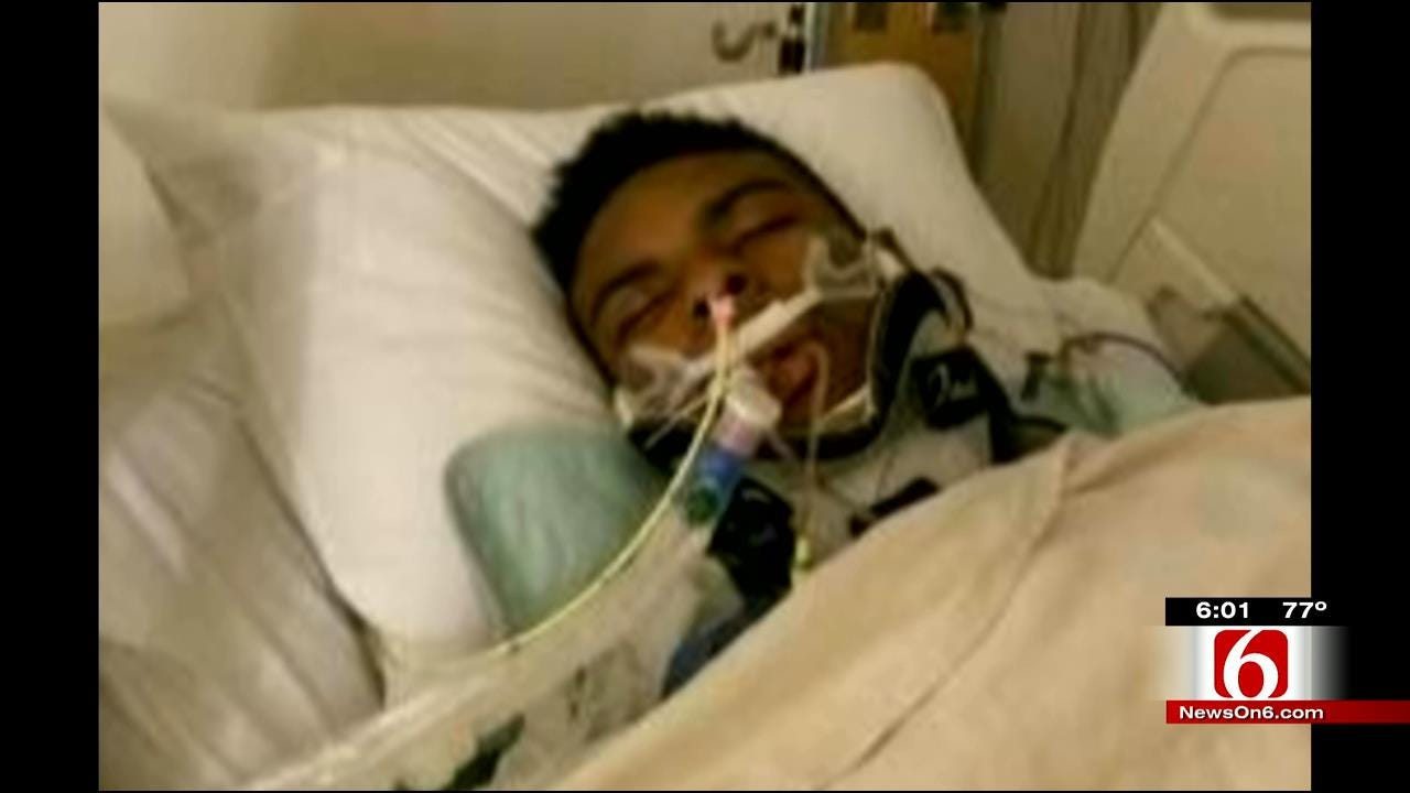 Family Wants 'Simple Justice' In Shooting That Left Tulsa Man Paralyzed