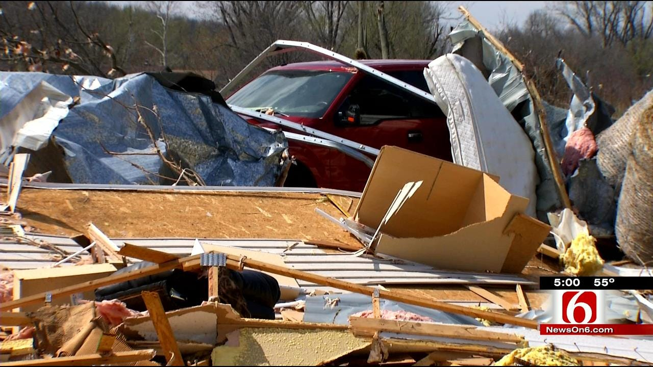 WEB EXTRA: Identity Of Man Killed In Sand Springs Tornado Released