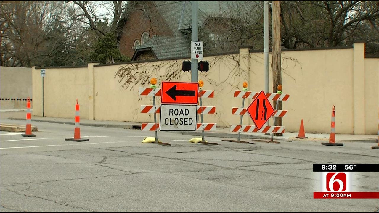Brookside Business Owners Warn Drivers Of Possible Congestion