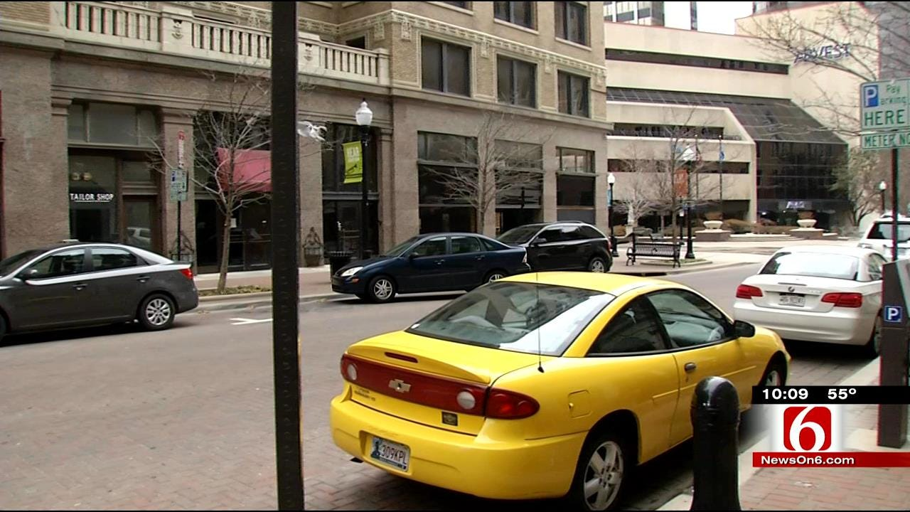 Lack Of Downtown Parking Creating Financial Headache For Residents