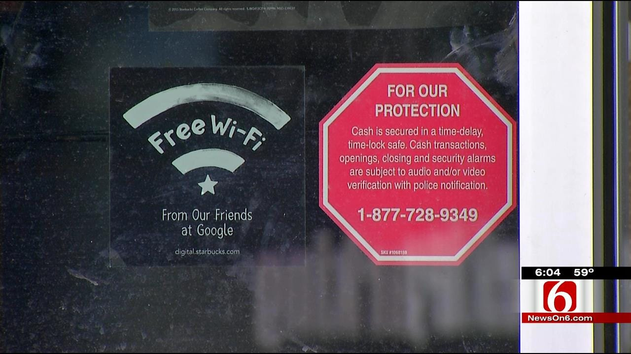 Attorney: Tulsa Child Predators Take Advantage Of Free Public Wi-Fi