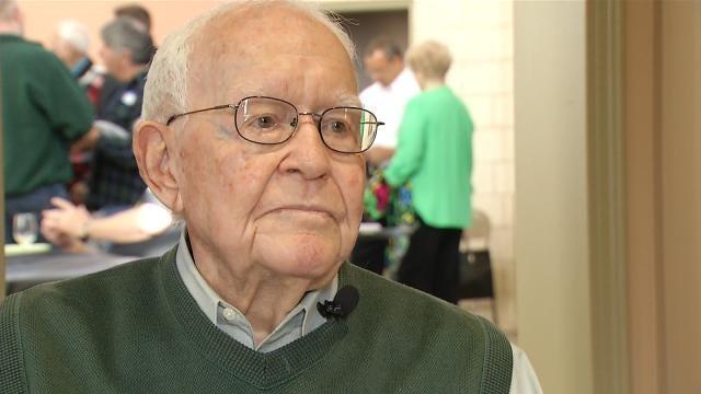 WEB EXTRA: Retired Tulsa Firefighter, 93, Has Advice