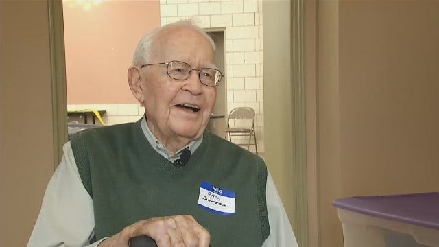 WEB EXTRA: Interview With Retired Tulsa Firefighter Jack Sanders