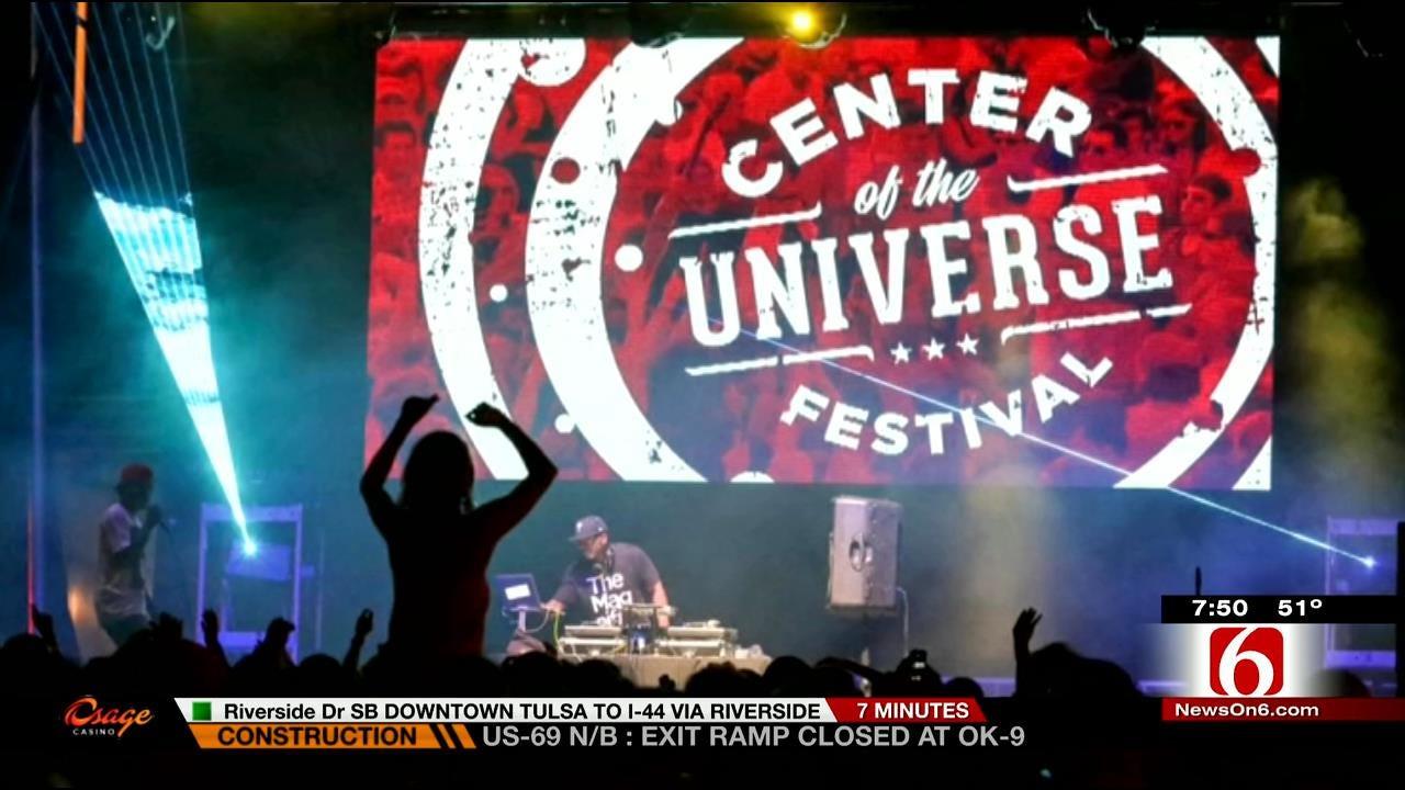 Tulsa's Center Of The Universe Festival Announces Lineup