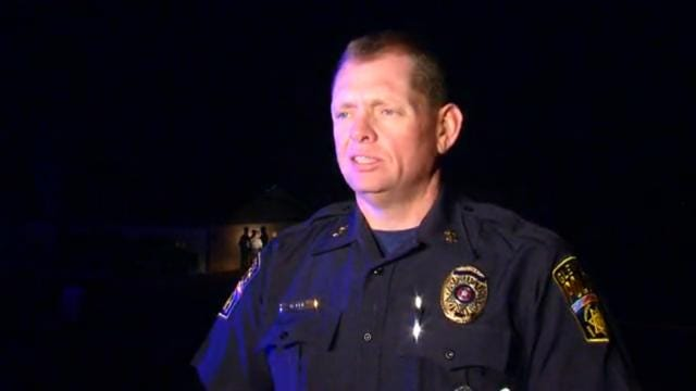 WEB EXTRA: Glenpool Police Deputy Chief Bart Harris Talks About Chase
