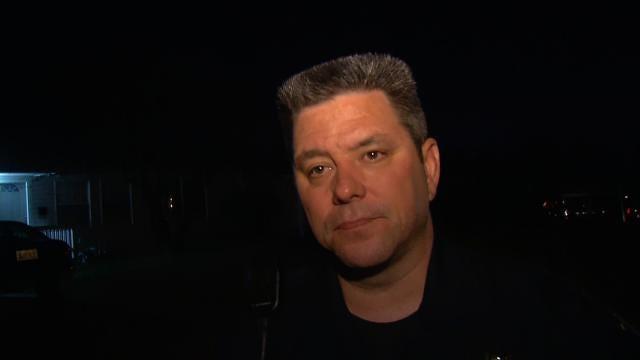 WEB EXTRA: Tulsa Police Sgt. Brett Bilyeu Talks About Stabbing