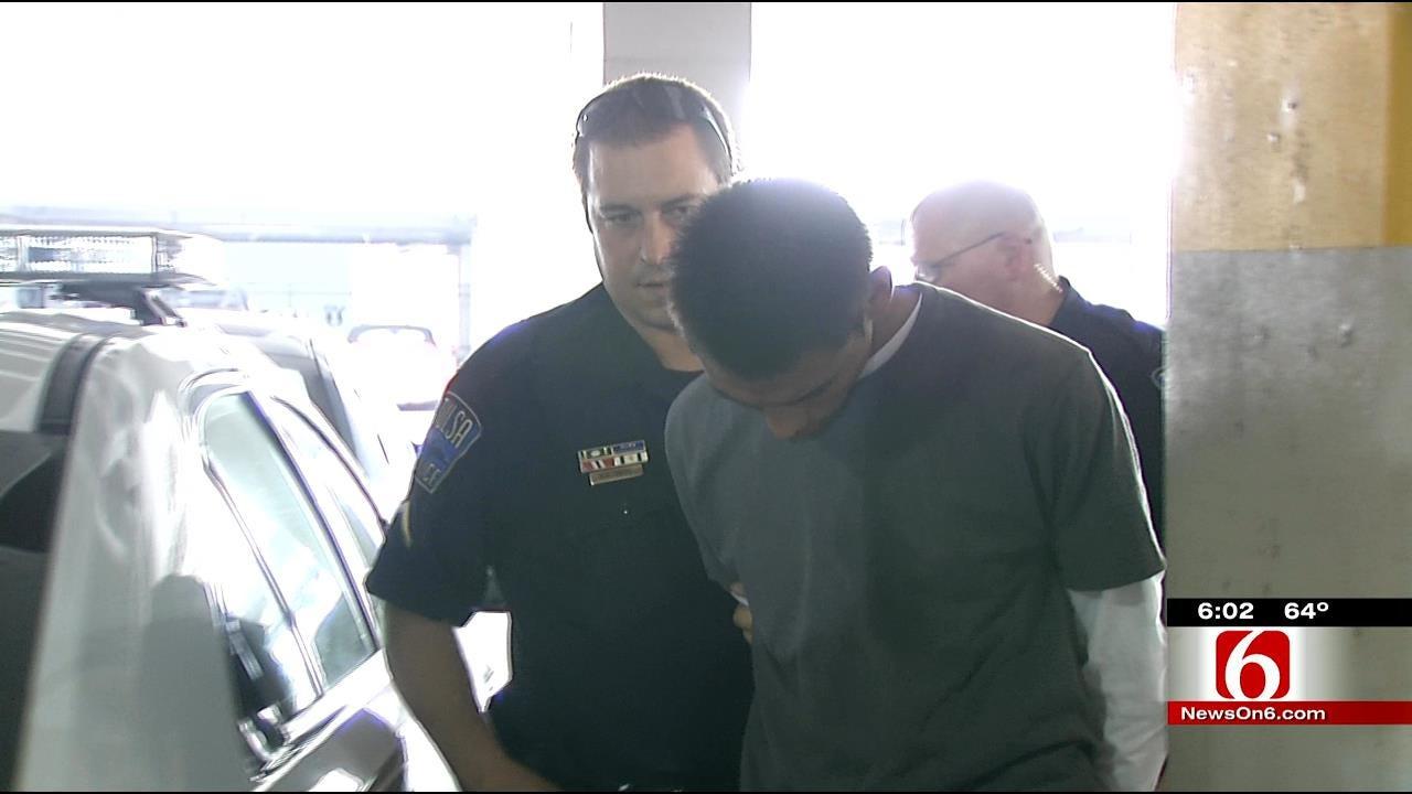 Tulsa Man Sentenced In Carjacking, Child Kidnapping