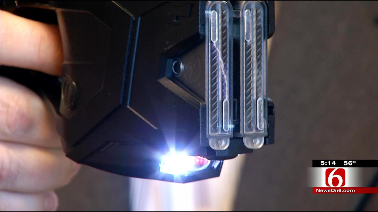 Budget Constraints Could Hinder Number Of TPD Officers With Tasers