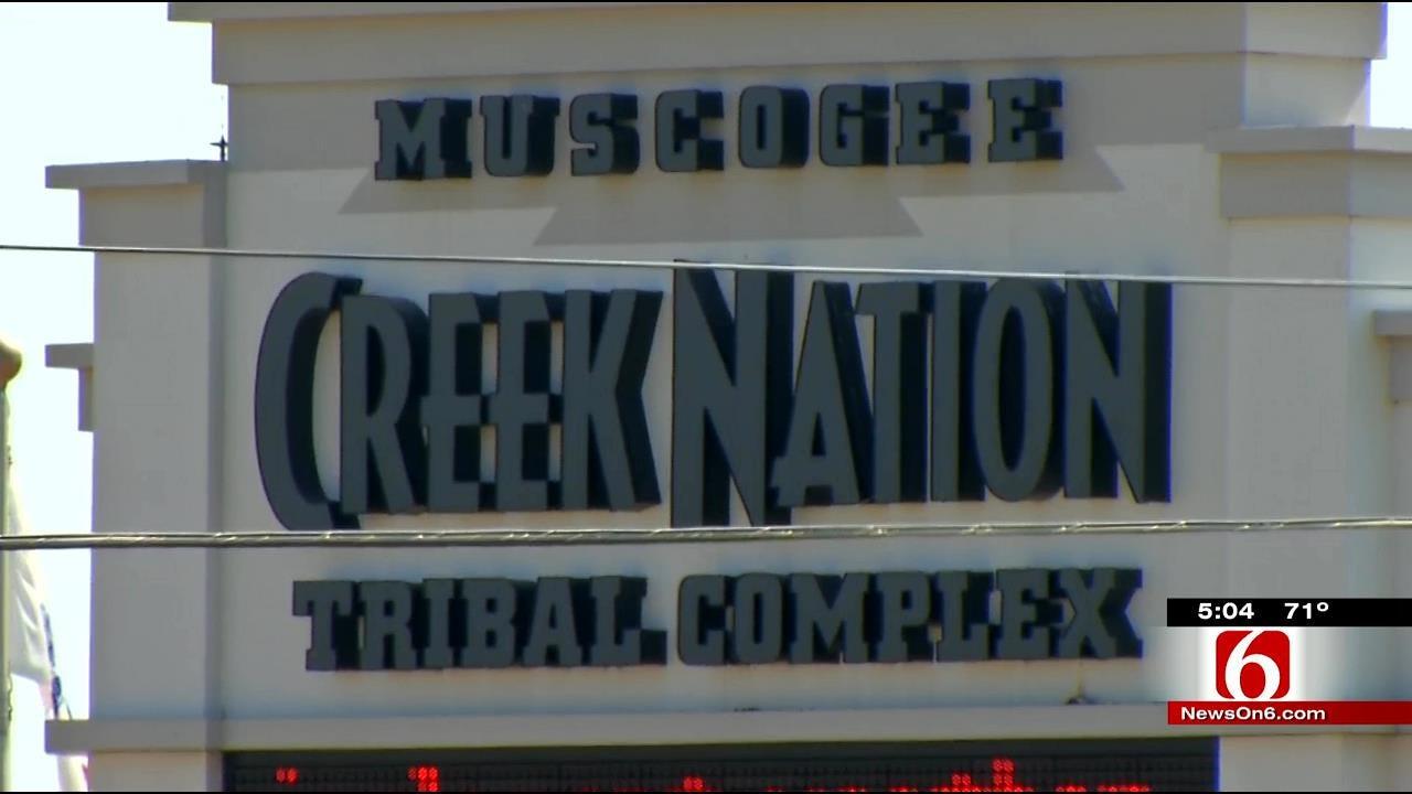 Creeks Move Forward With Annual Planning Session Despite Chief Controversy