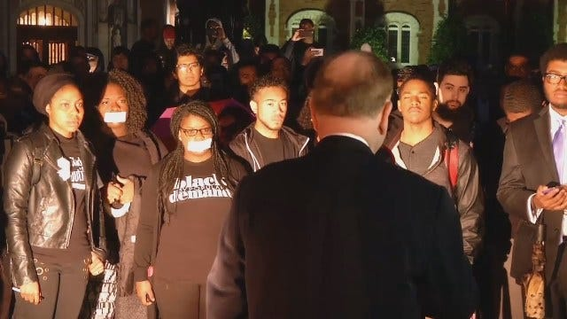 OU President, State Leaders Agree, Racist Video Doesn't Represent State